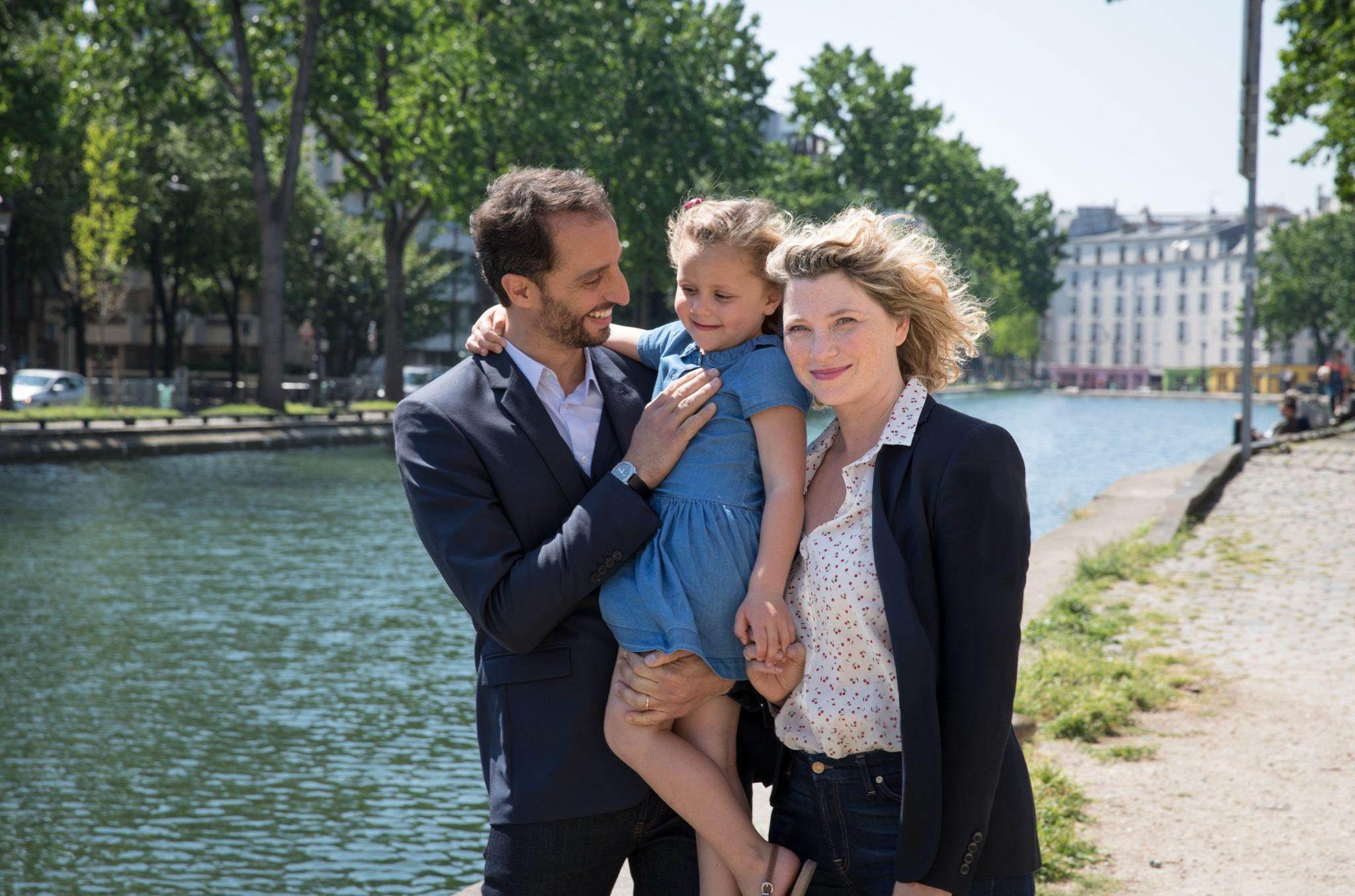 """[Critique] """"Tu vivras ma fille"""" (2018) avec Cécile Bois, Arié Elmaleh et Hugo Becker 9 image"""