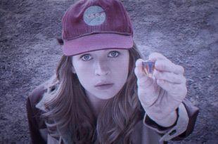 À la poursuite de demain - Tomorrowland de Brad Bird image film actrice Britt Robertson
