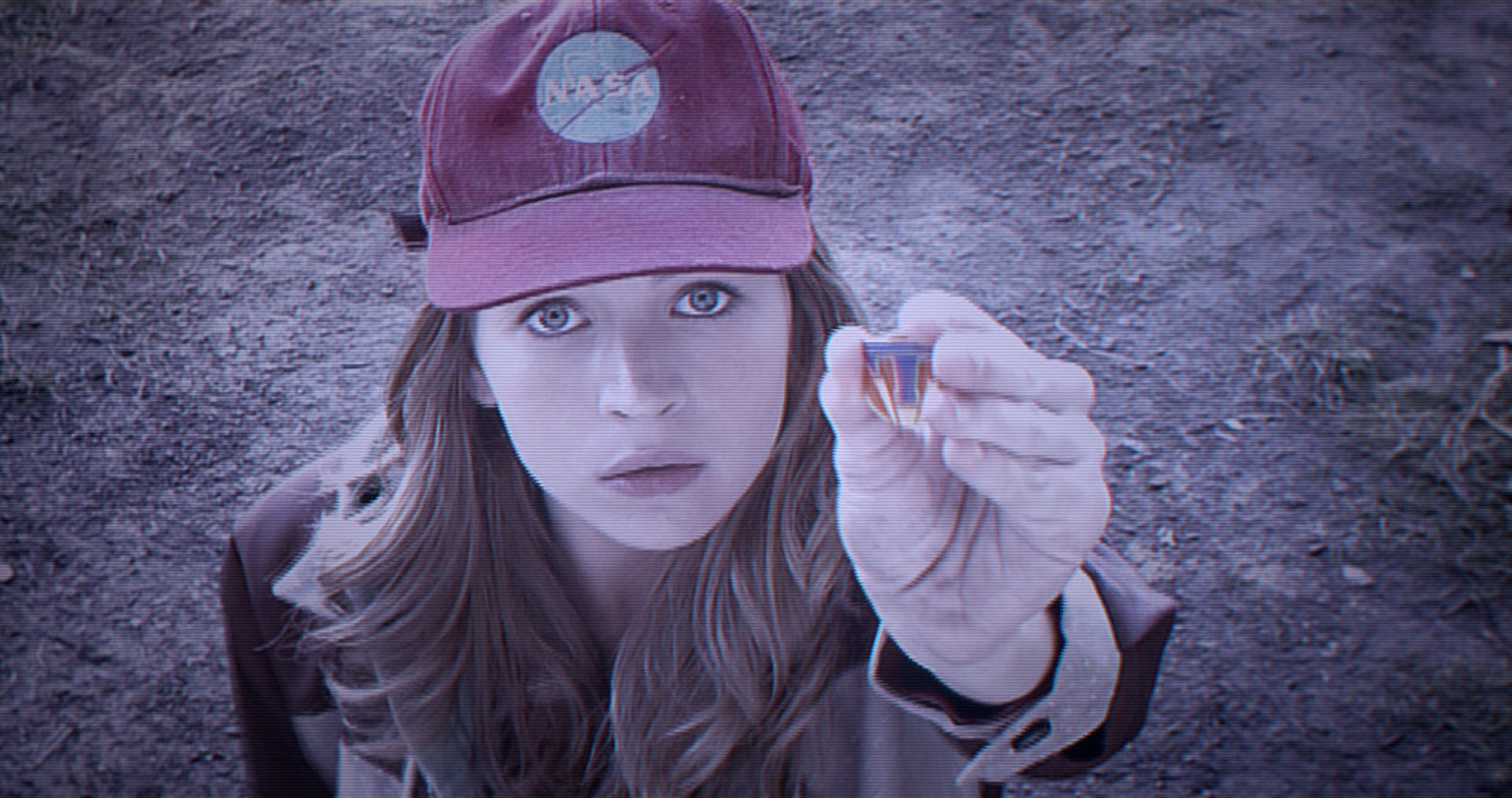 À la poursuite de demain - Tomorrowland de Brad Bird image film actrice Britt Robertson