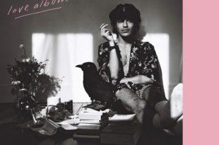 Adam Naas image pochette album musique The Love Album