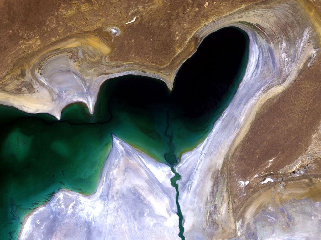 Aral chronique d'une mer asséchée de Sylvain Tesson et Nicolas Millet