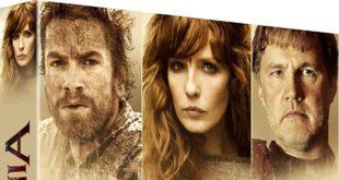 Britannia saison 1 image pochette DVD série
