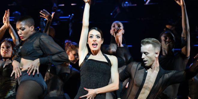 Chicago Le Musical critique avis Sofia Essaïdi image