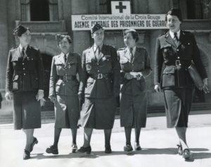Croix-Rouge, des femmes dans la guerre de Valérie Jourdan image documentaire