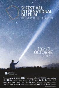 Festival International du Film de La Roche-sur-Yon 2018 affiche festival cinéma