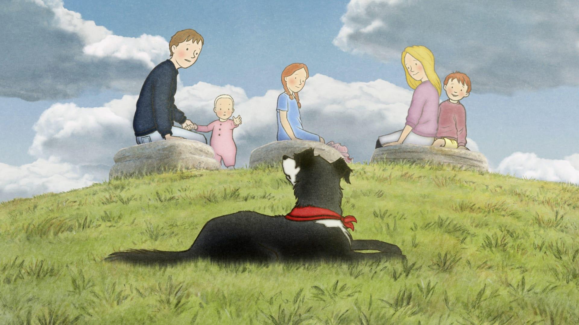 La Chasse à l'ours de Joanna Harrison et Robin Shaw afffiche image film