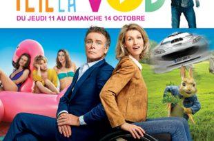 La Fête de la VOD 2018 affiche 3e édition