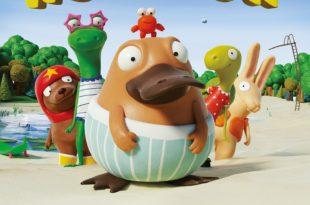 La Grande aventure de Non-Non de Mathieu Auvray affiche film d'animation