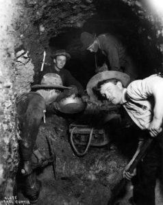 La ruée vers l'or de Douglas Arrowsmith image film documentaire