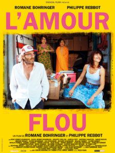 L'Amour Flou critique film avis affiche