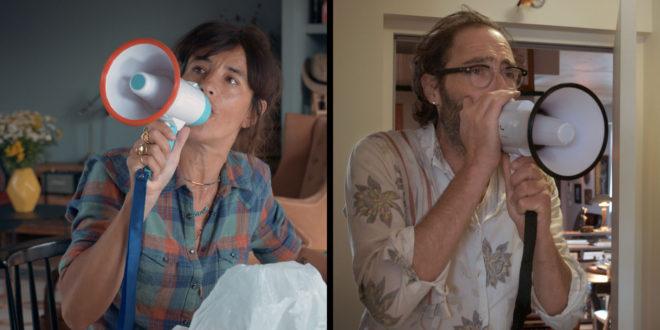 L'Amour Flou Philippe Rebbot Romane Bohringer critique film avis