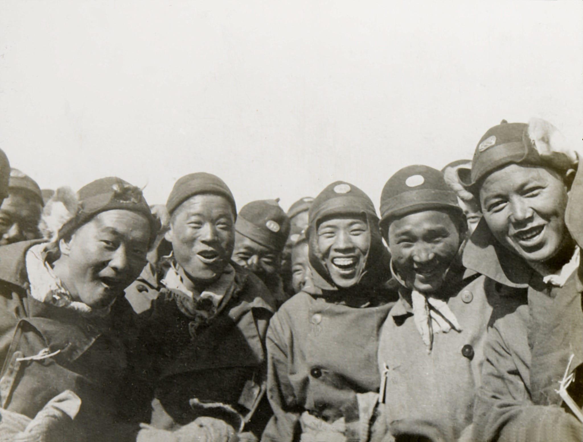 L'armée oubliée de Simon Chu image film documentaire