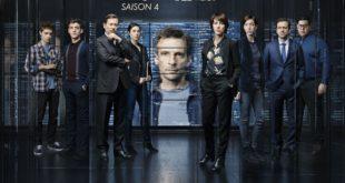 le bureau des legendes saison 4 affiche série