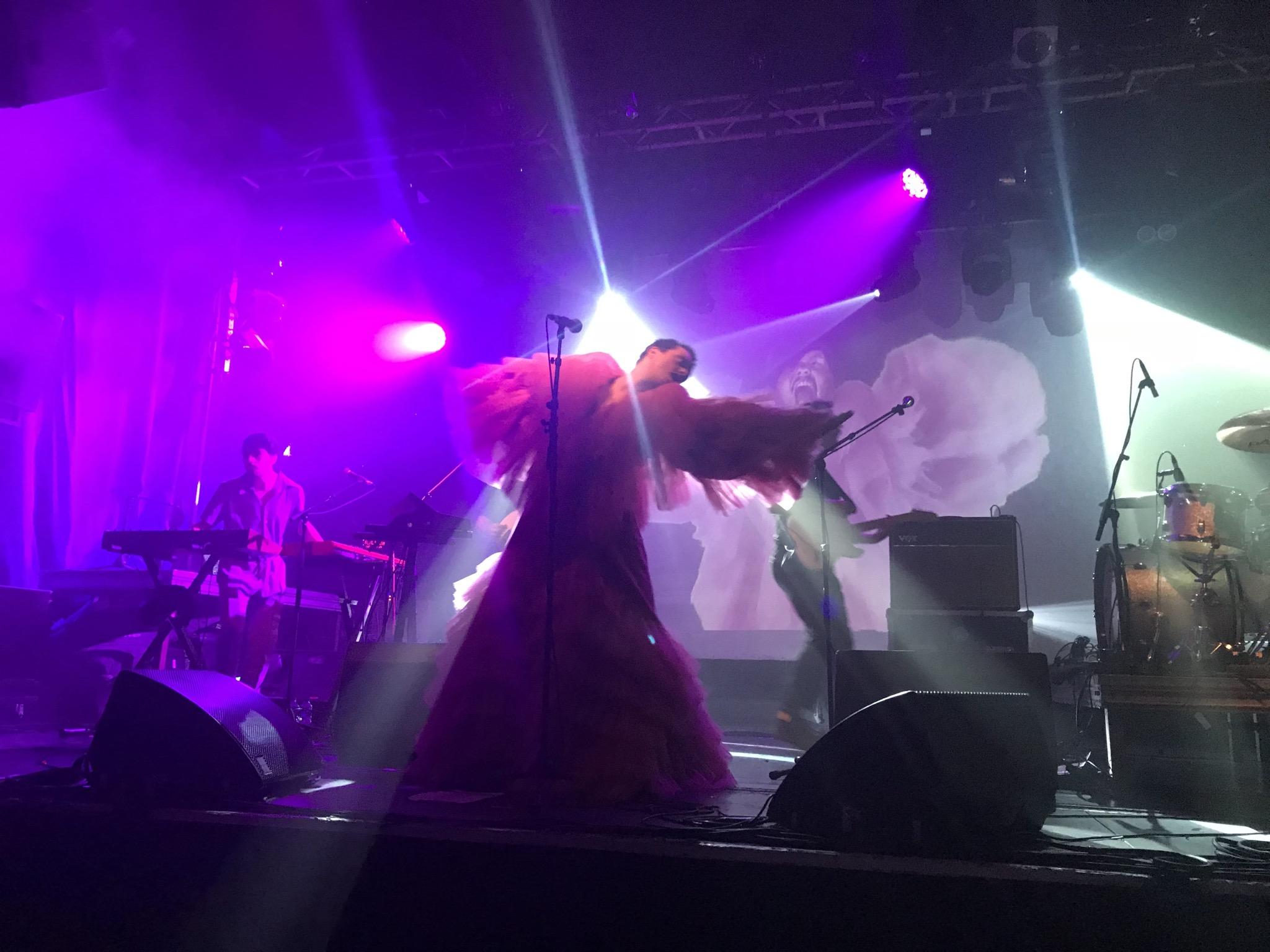 MaMA 2018 image Moullinex festival musique live