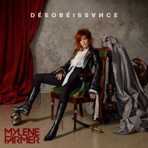 Mylène Farmer image album de musique Désobéissance