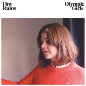 Tiny Ruins image pochette album Olympic Girls musique