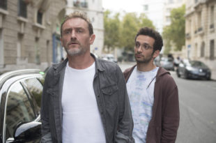 """Jean-Paul Rouve et William Lebghil dans """"Voyez comme on danse"""""""