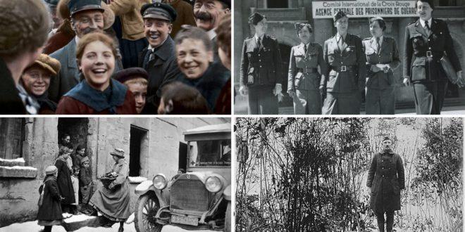 11 novembre Armistice 1918 images documentaires télévision