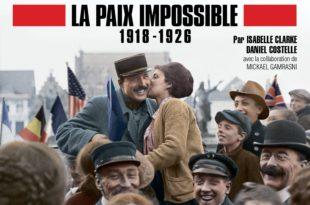 APOCALYPSE La Paix impossible d'Isabelle Clarke et Daniel Costelle affiche documentaire