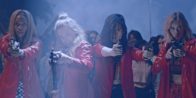 ASSASSINATION NATION - Bande annonce du film de Sam Levinson