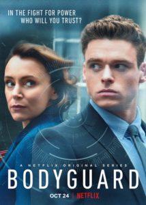 Bodyguard saison 1 affiche série