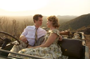 Breathe Claire Foy Andrew Garfield critique film avis image
