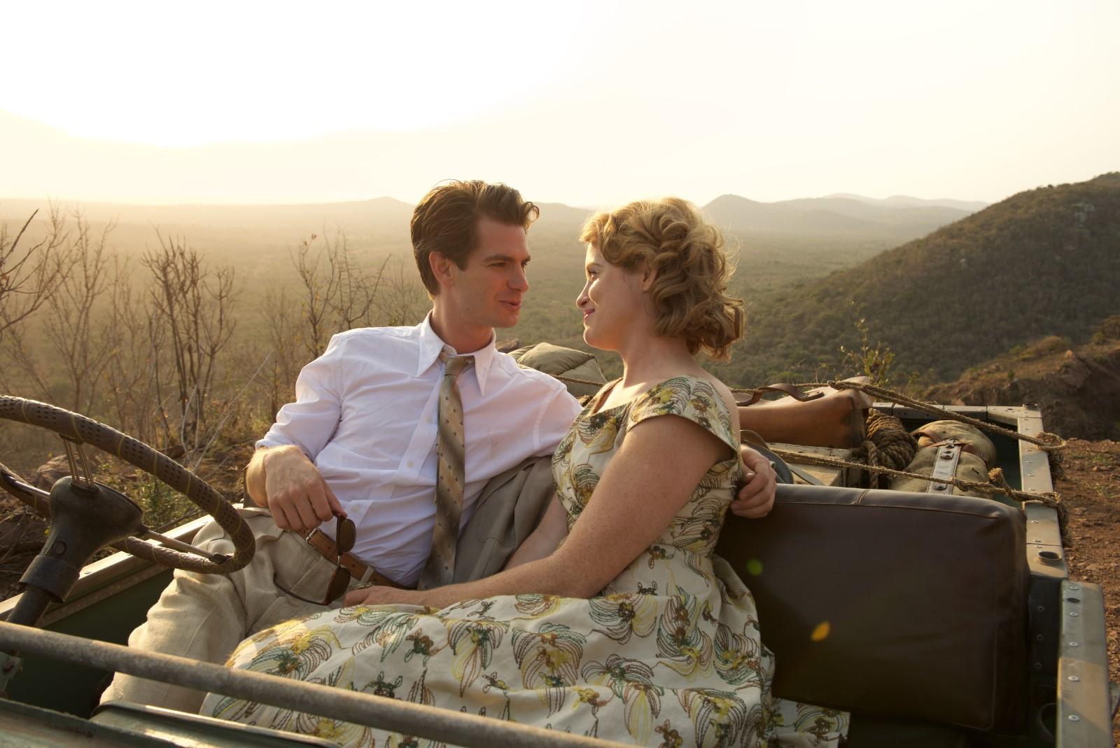 Breathe Claire Foy Andrew Garfield critique film avis image