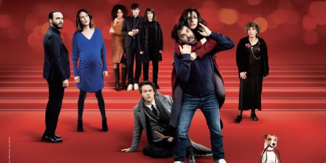 Dix pour cent saison 3 affiche série