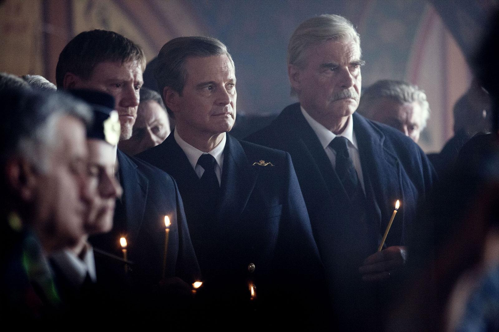 Kursk Colin Firth critique film avis photo