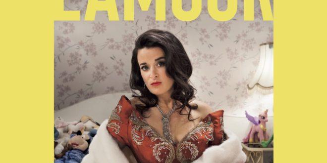 Les Feux de l'Amour et du Hasard par La Comédie Presque Française affiche Théâtre Le Palace théâtre