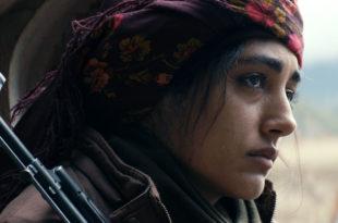 Les Filles du Soleil critique avis film photo Golshifteh farahani