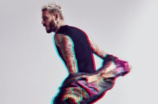 M. Pokora - Photo Promo Pyramide Tour
