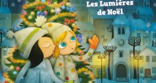 Mimi & Lisa - les lumières de Noël de Katarína Kerekesová et Ivana Šebestová affiche film d'animation