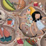 Mimi & Lisa - les lumières de Noël_Le gateau a la vanille de Katarína Kerekesová et Ivana Šebestová film d'animation