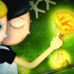 Mimi & Lisa - les lumières de Noël_Les lumières de noël de Katarína Kerekesová et Ivana Šebestová film d'animation