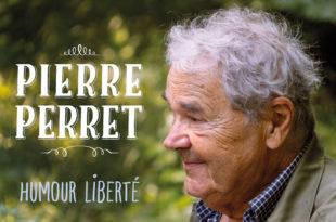Pierre Perret image Pochette album Humour Liberté