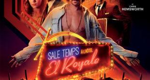 """[Critique] """"Sale temps à l'hôtel El Royale"""" (2018) de Drew Goddard 2 image"""