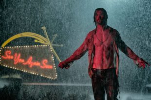 Sale temps à l'hôtel El Royale critique film avis Chris Hemsworth photo