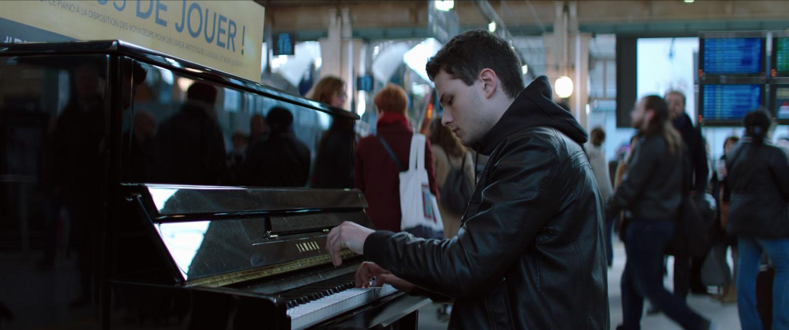 Au bout des doigts photo Jules Benchetrit interiew film