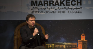 Cristian Mungiu Festival International du Film de Marrakech photo