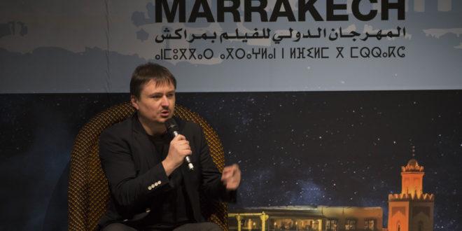Cristian Mungiu Festival International du Film de Marrakech photo