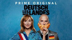 Deutsch-les-Landes saison 1 affiche série Amazon