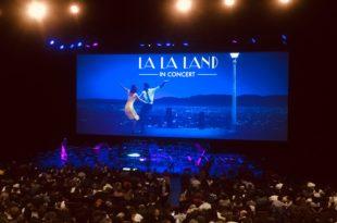 La La Land ciné concert photo paris