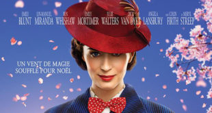 Le Retour de Mary Poppins affiche film critique avis