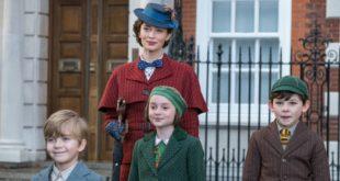 Le Retour de Mary Poppins Le Retour de Mary Poppins Photo Emily Blunt, Joel Dawson, Nathanael Saleh, Pixie Davies critique film avis