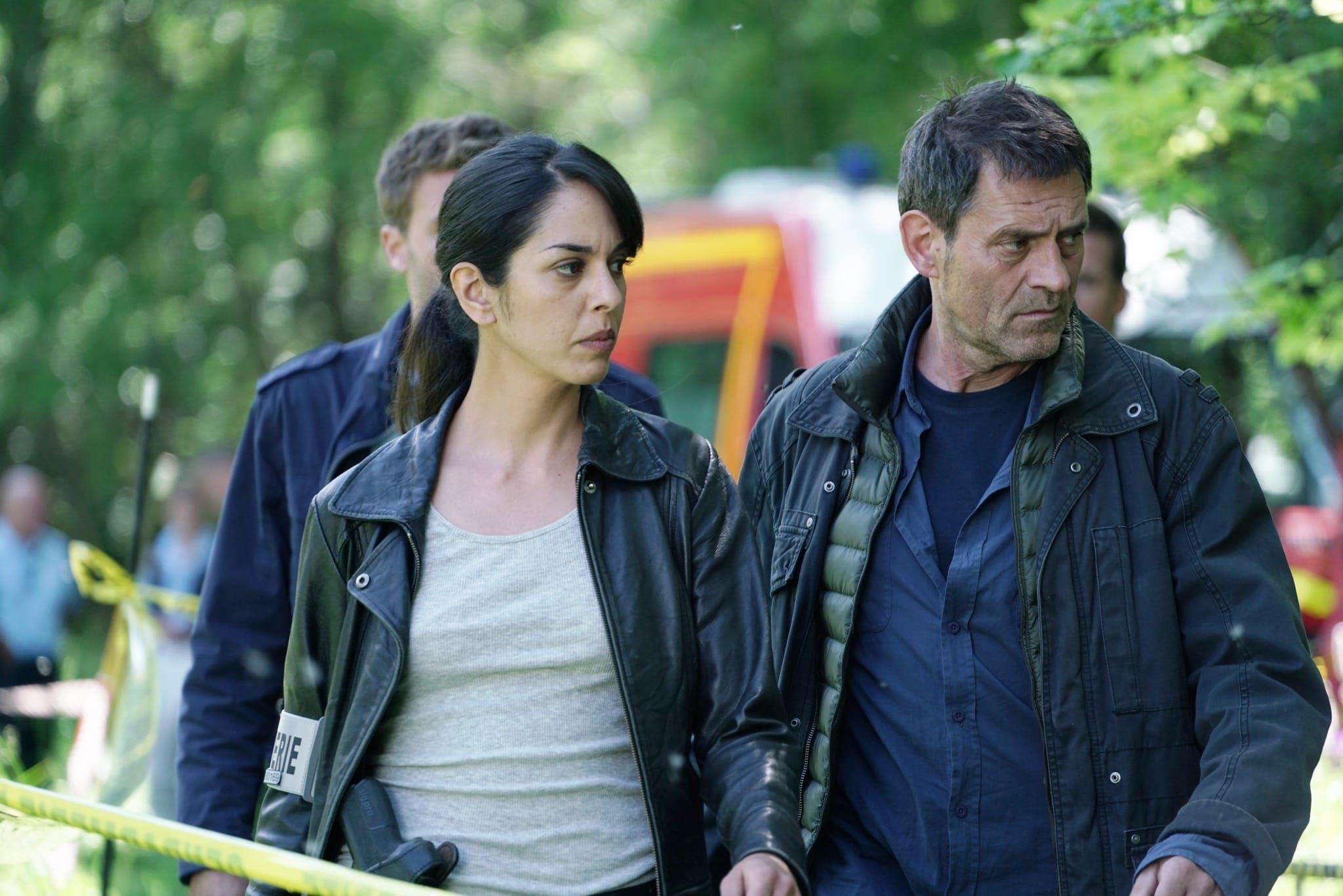 Meurtres à Brides-les-Bains d'Emmanuel Rigaut image téléfilm policier