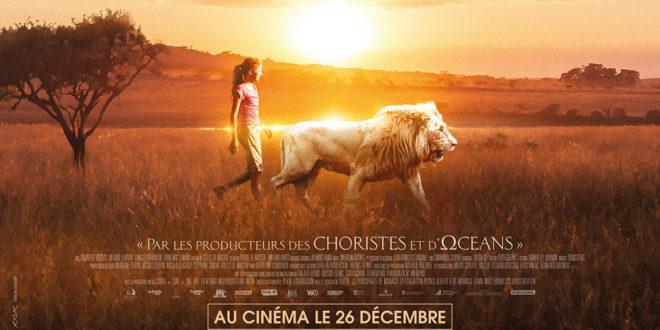 Mia et le Lion Blanc critique film avis affiche