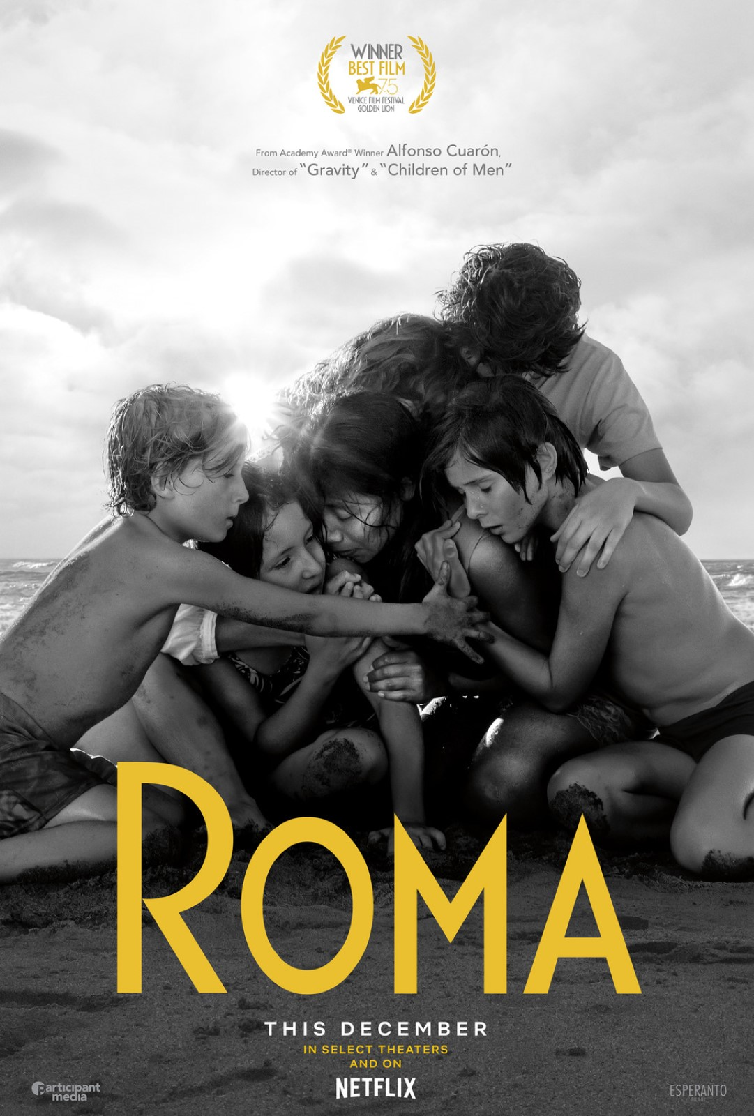 "[Critique] ""Roma"" (2018) d'Alfonso Cuarón 1 image"