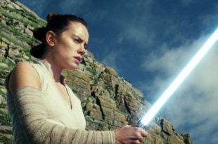 Star Wars Les Derniers Jedi de Rian Johnson image Daisy Ridley cinéma film