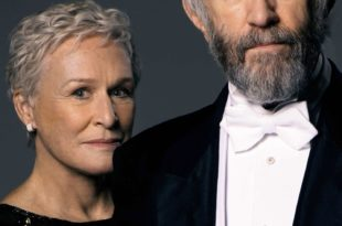 The Wife de Björn Runge affiche cinéma film